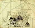 Dos Mujeres   Obra gráfica de Jorge Castillo   Compra arte en Flecha.es