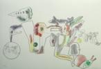 Sin título | Obra gráfica de Jorge Castillo | Compra arte en Flecha.es