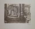 Monasterio de San Pelayo (II) | Obra gráfica de Luis Javier Gayá | Compra arte en Flecha.es