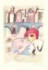 EL BESO | Obra gráfica de Juan Alcalde | Compra arte en Flecha.es