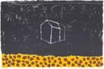 Escuchar mareas   Obra gráfica de Alberto Corazón   Compra arte en Flecha.es