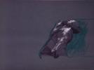 Figura sobre la hierba | Obra gráfica de Rafael Canogar | Compra arte en Flecha.es
