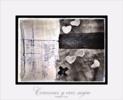 Corazones y una cruz | Obra gráfica de Alejandro Lopez | Compra arte en Flecha.es
