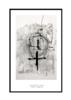 Cruz | Obra gráfica de Alejandro Lopez | Compra arte en Flecha.es