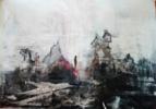 EL RENACER  Y EL HOMBRE QUE ATRAPA   Pintura de Mimai   Compra arte en Flecha.es