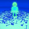 Fantasma | Digital de Emilio León | Compra arte en Flecha.es
