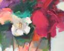 Lugares y Jardines Imaginarios III   Pintura de Teresa Muñoz   Compra arte en Flecha.es