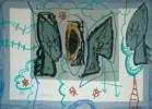 Serie bosque encantado | Collage de Sílvia Colomina | Compra arte en Flecha.es