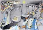 puerto I | Pintura de Miguel Mansanet | Compra arte en Flecha.es