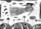 Angel   Dibujo de Inma Lorente   Compra arte en Flecha.es