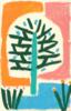 Árbol | Dibujo de Inma Lorente | Compra arte en Flecha.es