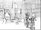 Sin título | Dibujo de Jorge Bermejo | Compra arte en Flecha.es