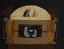 Bocetos arquitectónicos 3 | Collage de Txabi Sagarzazu | Compra arte en Flecha.es