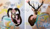 La ambigüedad de las cosas   Dibujo de Alejandra de la Torre   Compra arte en Flecha.es