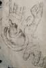Desintegración | Dibujo de Bea Juan | Compra arte en Flecha.es