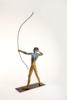ARQUERO | Escultura de Javier de la Rosa | Compra arte en Flecha.es
