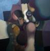 Head IV | Ilustración de Carlos Blanco Artero | Compra arte en Flecha.es