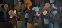 New York | Ilustración de Carlos Blanco Artero | Compra arte en Flecha.es