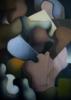 Violinist | Escultura de pared de Carlos Blanco Artero | Compra arte en Flecha.es