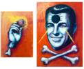 Hell Yeah! | Pintura de Sr. X | Compra arte en Flecha.es
