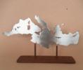 MARE NOSTRUM XXXV   Escultura de Jaelius Aguirre   Compra arte en Flecha.es