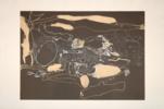 El Nadador   Obra gráfica de Jorge Castillo   Compra arte en Flecha.es