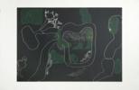 Olga en el campo   Obra gráfica de Jorge Castillo   Compra arte en Flecha.es