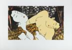 Duo | Obra gráfica de Fernando Bellver | Compra arte en Flecha.es