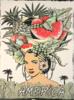 Serie Cinco Continentes: Ámerica | Obra gráfica de Fernando Bellver | Compra arte en Flecha.es