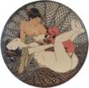 AI TOKYO. 6. Trio.   Obra gráfica de Fernando Bellver   Compra arte en Flecha.es