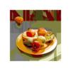 Plato con fruta   Digital de Beatriz Ujados   Compra arte en Flecha.es