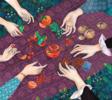 Picnic en Combray | Dibujo de Helena Perez Garcia | Compra arte en Flecha.es