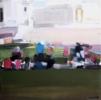 Piazza Aracoeli | Pintura de Saracho | Compra arte en Flecha.es