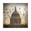 Cúpula Londres | Digital de Paco Díaz | Compra arte en Flecha.es