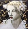 Ella VII | Pintura de Menchu Uroz | Compra arte en Flecha.es