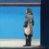 Azul   Pintura de Orrite   Compra arte en Flecha.es