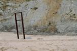 Oxido en la arena   Fotografía de Rafael Vilallonga Hohenlohe   Compra arte en Flecha.es