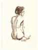 Abajo a la Derecha   Dibujo de Jaelius Aguirre   Compra arte en Flecha.es