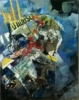 Diálogos de papel 20 | Pintura de Muz Martínez | Compra arte en Flecha.es
