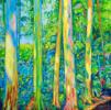 Kingdom of Surawak   Pintura de Maite Rodriguez   Compra arte en Flecha.es