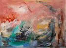 Death of Pompei | Pintura de Lika Shkhvatsabaia | Compra arte en Flecha.es