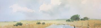Carretera secundaria 2 | Pintura de Iñigo Lizarraga | Compra arte en Flecha.es