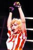Madonna en concierto  en El Vicente Calderon   Fotografía de Domingo J. Casas   Compra arte en Flecha.es