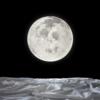 Noche de luna llena   Fotografía de Leticia Felgueroso   Compra arte en Flecha.es