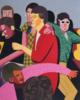 Tipos populares | Pintura de Juan de la Rica | Compra arte en Flecha.es