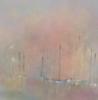 Paseo marítimo de Palma | Pintura de María Julia Bennassar | Compra arte en Flecha.es