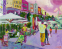 Salsa de cangrejo | Pintura de José Bautista | Compra arte en Flecha.es
