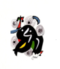 LA MELODÍA ÁCIDA (IV) 1215 | Obra gráfica de Joan Miró | Compra arte en Flecha.es