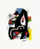 LA MELODÍA ÁCIDA (X) 1221 | Obra gráfica de Joan Miró | Compra arte en Flecha.es