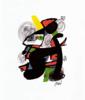 LA MELODÍA ÁCIDA (XI) 1222 | Obra gráfica de Joan Miró | Compra arte en Flecha.es